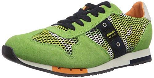 Blauer - Ray 1B, Sneakers da Uomo Verde (618)