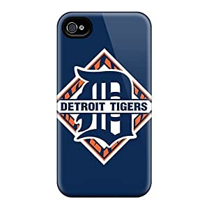 Excellent Design Baseball Detroit Tigers Cases Covers For Iphone 5C