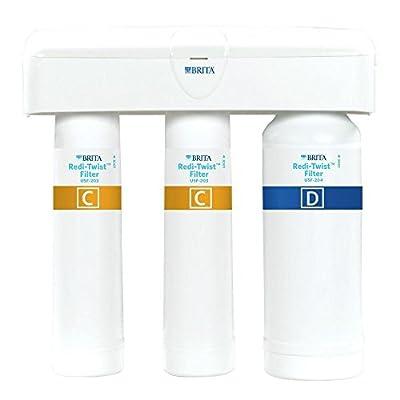 Redi-Twist Purifier 3-Stage Drinking Water Filtration System