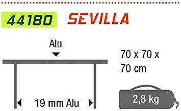 High Peak Sevilla Mesa Unisex Adulto
