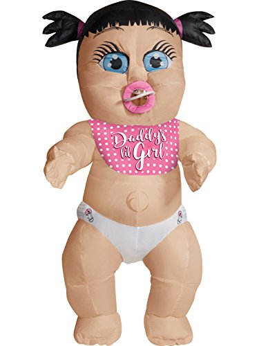 Rubie's Men's Daddy's Girl, As Shown, One Size -