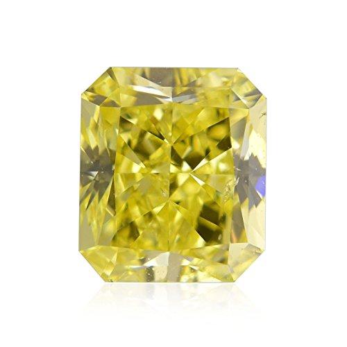 0.46 Ct Radiant Diamond - 2