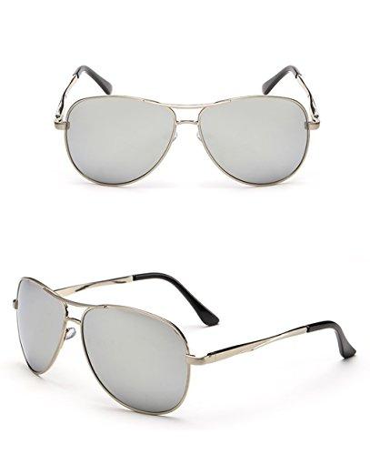 337 Gafas Pesca 2 sol Driving X2 Gafas de de Polarizer sol 2 William Conducción Driver Mirror Gafas Color ACWxqAd