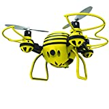 HASAKEE FPV Drone with HD WiFi Camera Live Video RC Quadcopter with Altitude Hold,APP Control,Headless Mode and One Key Return,Quadcopter Drone for Kids and Beginners