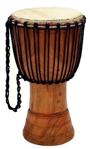 Kamballa Djembe (Höhe 65 cm, Durchmesser 35 cm)