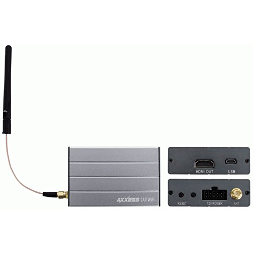 Axxess AX-MLINK-HD Car Audio Wifi A/V Mirror Link Box Interface with HDMI Input