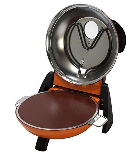FUKAI Rotary Pizza Roaster Timer Oven Cookware FPM-160 by FUKAI (Image #1)