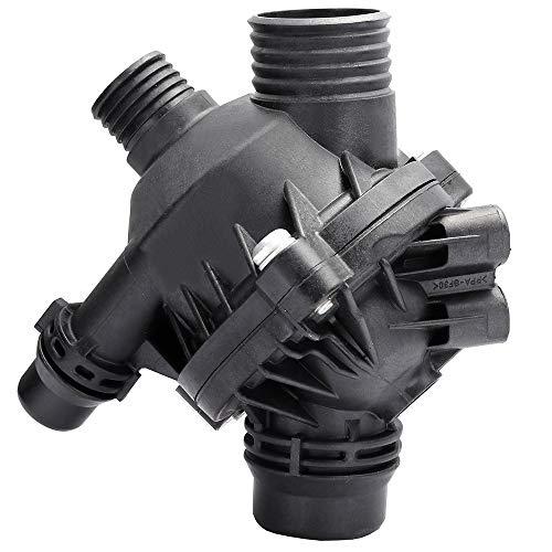 - OCPTY Thermostat Housing Assembly Engine Coolant Thermostat Housing Assembly Fit For 2007-11 BMW 328i 902-816 11537544788