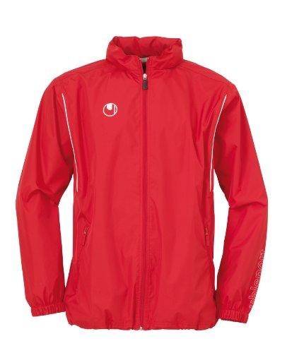 uhlsport Training Regenjacke, rot/weiß, L, 100559302