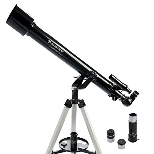 Celestron 21041 60mm PowerSeeker AZ Telescope for sale  Delivered anywhere in USA