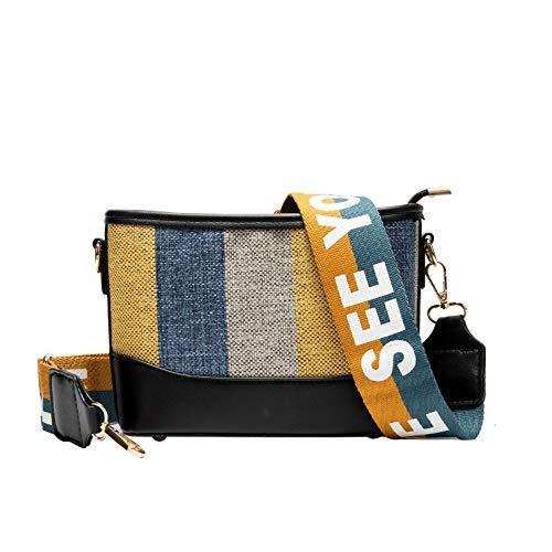 Crossbody De Bag Bolso Mujer Bandolera Hxkb Simple Para Moda TdqRx4vZ
