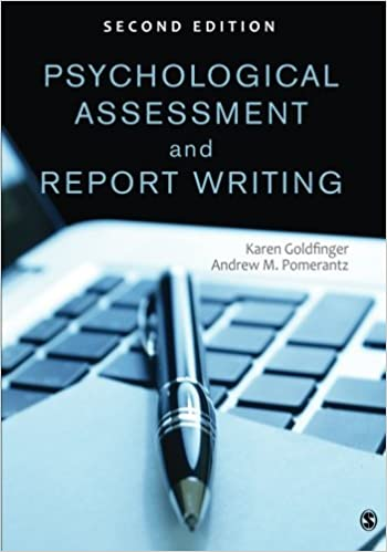 Amazon psychological assessment and report writing volume 2 psychological assessment and report writing volume 2 2nd edition fandeluxe Image collections