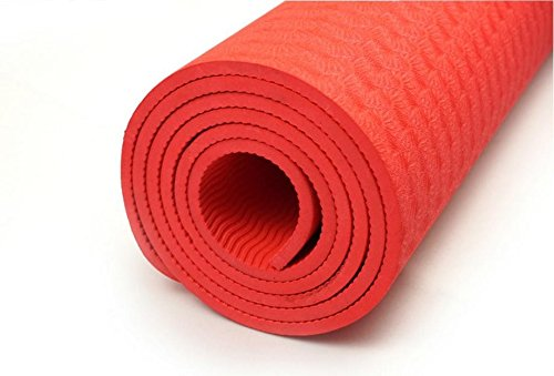 GTVERNH-Rubber Yoga Mat super wear Yoga Fitness pad rubber yoga mat Pu yoga mat 60180cm (CM) by GTVERNH