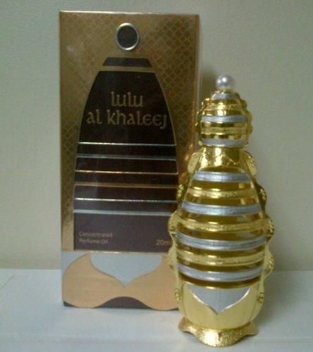 (Lulu Al Khaleej - Alcohol Free Arabic Perfume Oil Fragrance for Men and Women (Unisex) by Khadlaj)