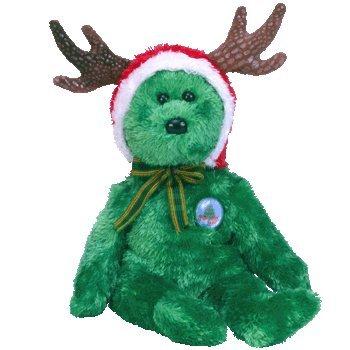 Ty - 2002 Holiday Teddy 951928354a95