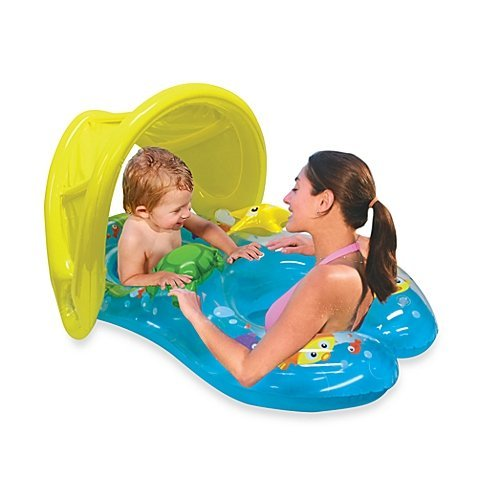 Mommy & Me Sun Shade Float by Mommy & Me