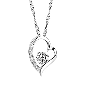 Heart Pendant Necklace - Perfect