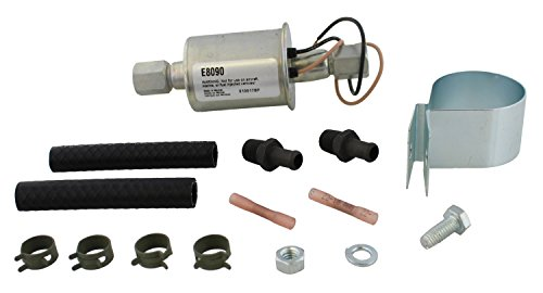 - Airtex E8090 Universal Electric Fuel Pump