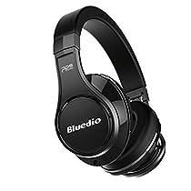 Bluedio U (UFO) Pro Bluetooth Kopfhörer mit 3D Sound Effekt Ohrumschließende Kopfhörer