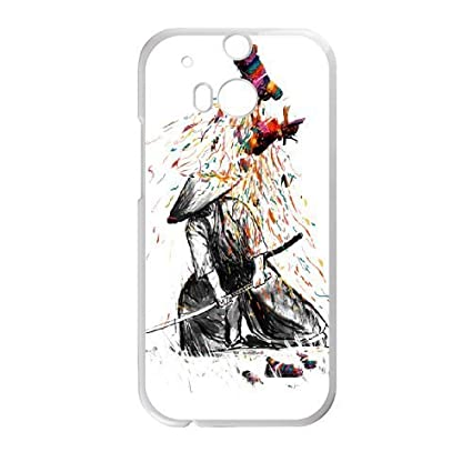 promo code f93ea 86488 HTC One M8 Cell Phone Case White Target Practice Fjuhh: Amazon.ca ...