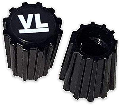 Vabiono Reifenmarkierer Radmarkierung Ventilkappen Set Reifen Wechsel Radmerker 16 Stück Auto