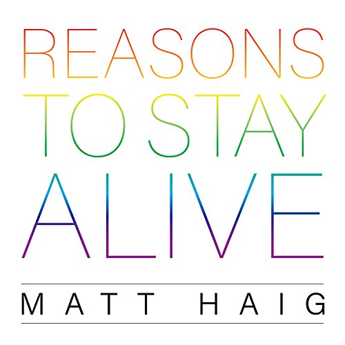 Reasons to Stay Alive by Tantor Audio