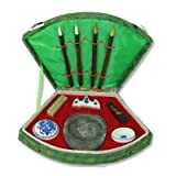 11 Pc Sumi Callighraphy Drawing Set with Case