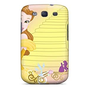 Galaxy Case - Tpu Case Protective For Galaxy S3- Disney Belle