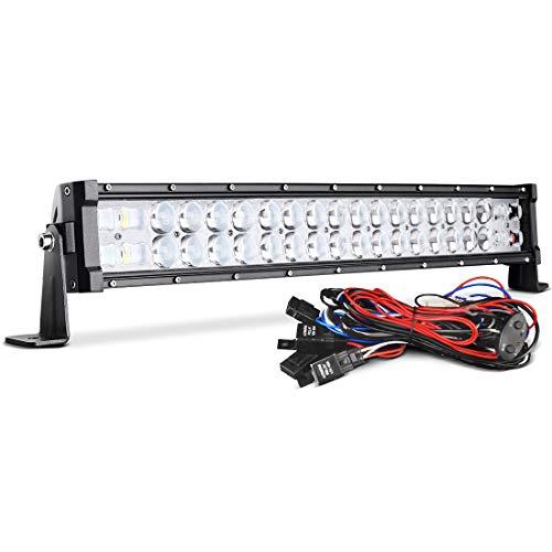 LED Light Bar Curved 21.5'' (24