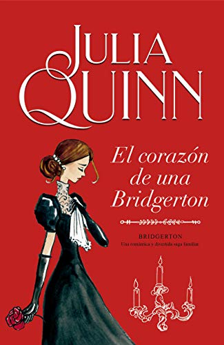 Book Cover: El corazón de una Bridgerton