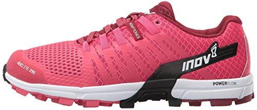 Inov-8 Women's Roclite 290 Trail Runner, Pink/Black/White, 6 D US by Inov-8 (Image #5)