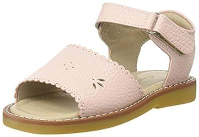 Elephantito Unisex-Child Classic Sandal - K Classic Sandal - K Pink Size: 7 M US Big Kid