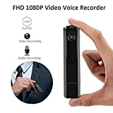Digital Voice Recorder Pen,with Wearable Mini Camera Mini DV 1080P HD H.264 Pen Camera Voice Recorder Micro Body Camera for Meetings Classes Interviews