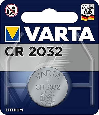 Varta Professional CR2032 Lithium-Batterie 3Volt Typ CR 2032 (1er Pack)