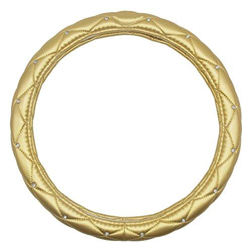 sino-banyan-steering-wheel-coverpu-leather-with-crystal-diamond15gold