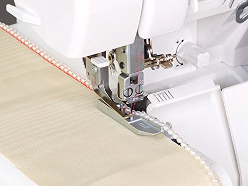 BLE3ATW etc Over Lock Serger Machine Babylock Beading Foot Enlighten