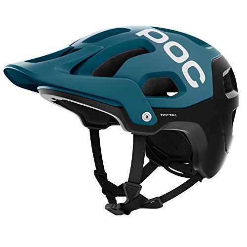 POC Tectal, Helmet for Mountain Biking, Antimony Blue, MLG ()