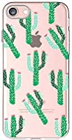 iPhone 6 / 6s Compatible, Designer Choice Collection Colorful Flexible Ultra Slim Transparent Translucent iPhone Case...