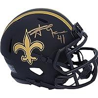 $149 » Alvin Kamara New Orleans Saints Signed Autograph Eclipse Speed Mini Helmet Fanatics Authentic Certified