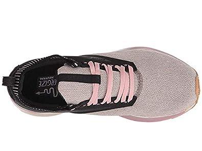 Brooks Women s Ricochet Black Tan Pink 8.5 B US