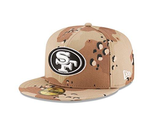 489f10ba8ac San Francisco 49ers Day Camo Hat – Football Theme Hats