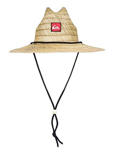 Quiksilver Boys' Pierside Lifeguard Hat (Little Big Kid), Natural, One Size -