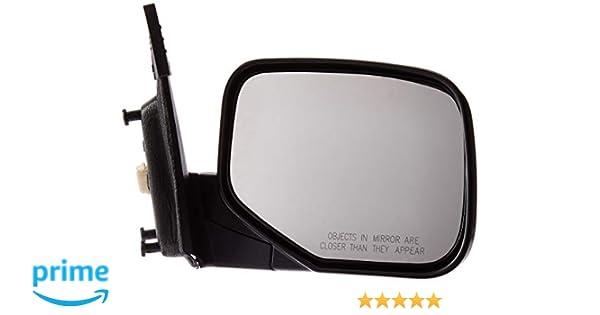 OE Replacement Honda Ridgeline Passenger Side Mirror Outside Rear View Partslink Number HO1321232