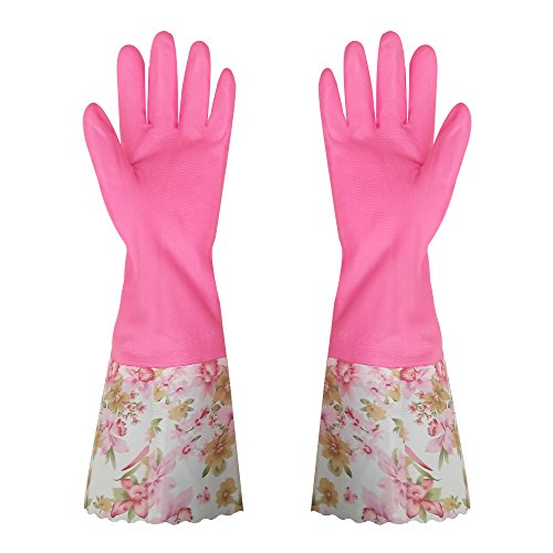 washing dishes gloves small - 6
