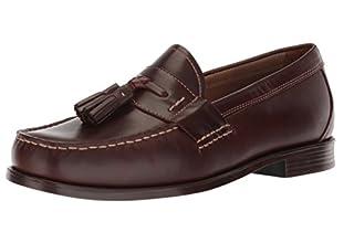 Men's Dark Brown Loafers