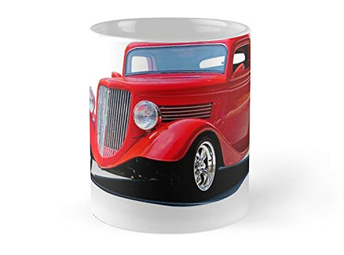 1934 'Isolated On Coupe 11oz Mug - Made from Ceramic - Great gift for family and friends ()