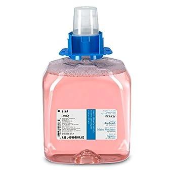 PROVON 518503CT Foaming Handwash w/Moisturizers, Cranberry Foaming Refill, 1250mL, 3/Carton