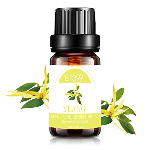 Elite99 Essential Oil Aromatherapy Ylang Ylang Pure Oil for Diffuser Natural Theraputic Grade Oil 10ML Easter Lily Scent Oil