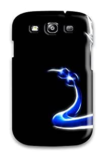 Special BrianJF Skin Case Cover For Galaxy S3, Popular Pokemon Phone Case