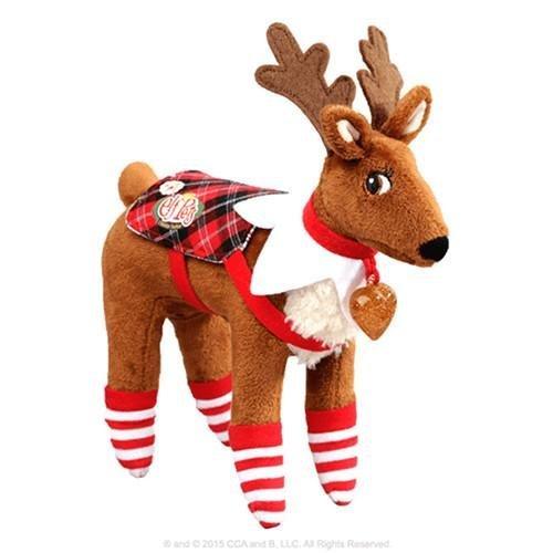 Elf on the Shelf Polar Pattern Set for Reindeer -